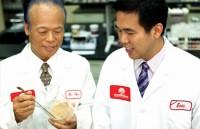 Dr Tei-Fu Chen och Dr Erik Chen